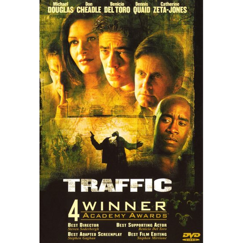 DVD - Traffic - Used,,The CD Exchange
