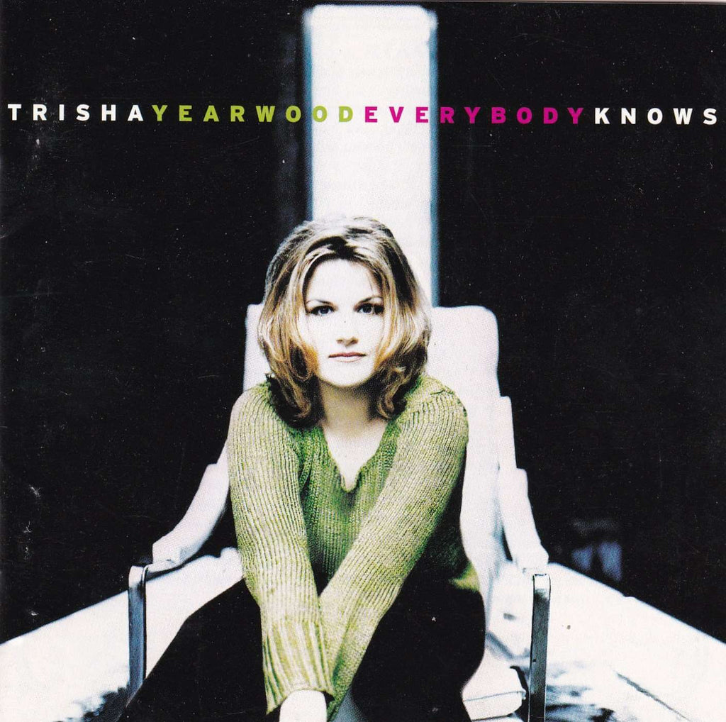 Trisha Yearwood - Everybody Knows - CD - The CD Exchange