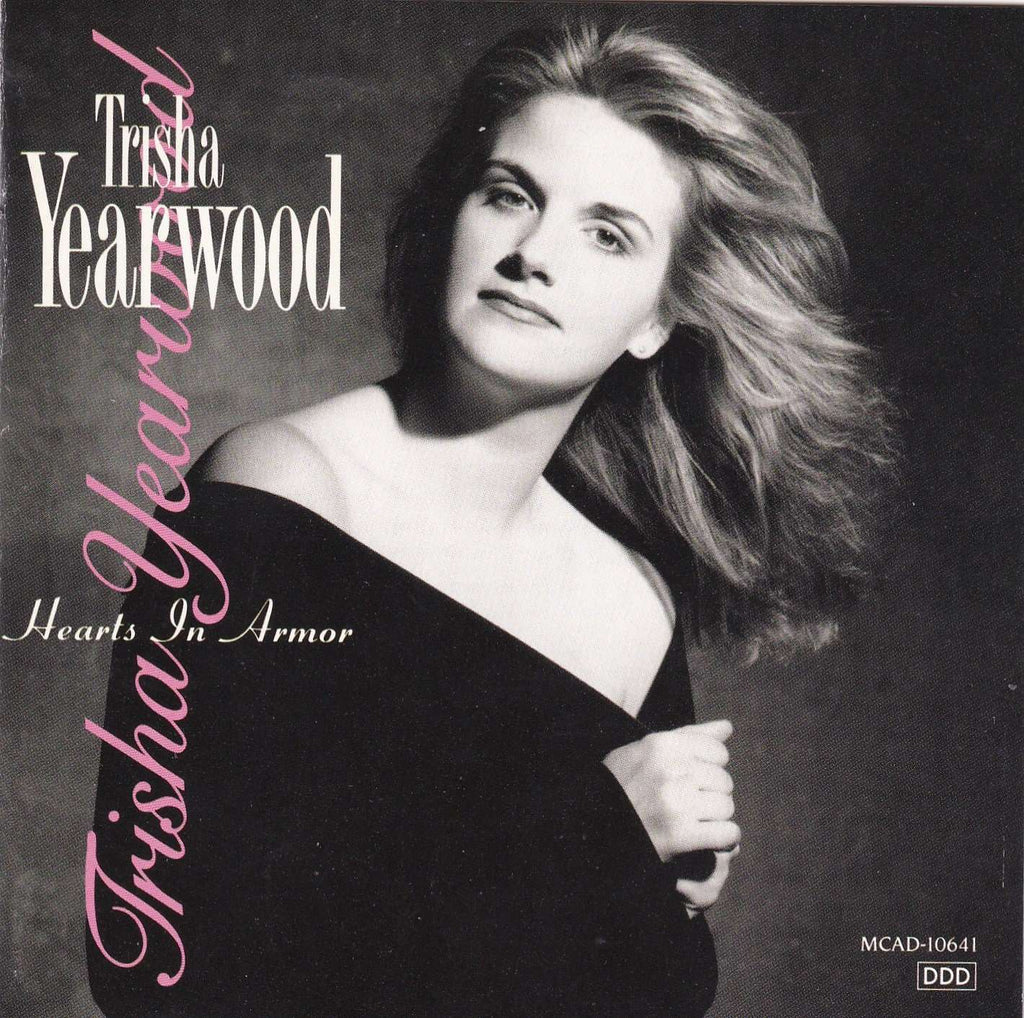 Trisha Yearwood - Hearts In Armor - Used CD,The CD Exchange