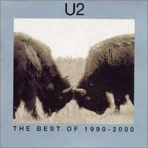 U2 | The Best Of 1990-2000 & B-Sides (2CD),CD,The CD Exchange