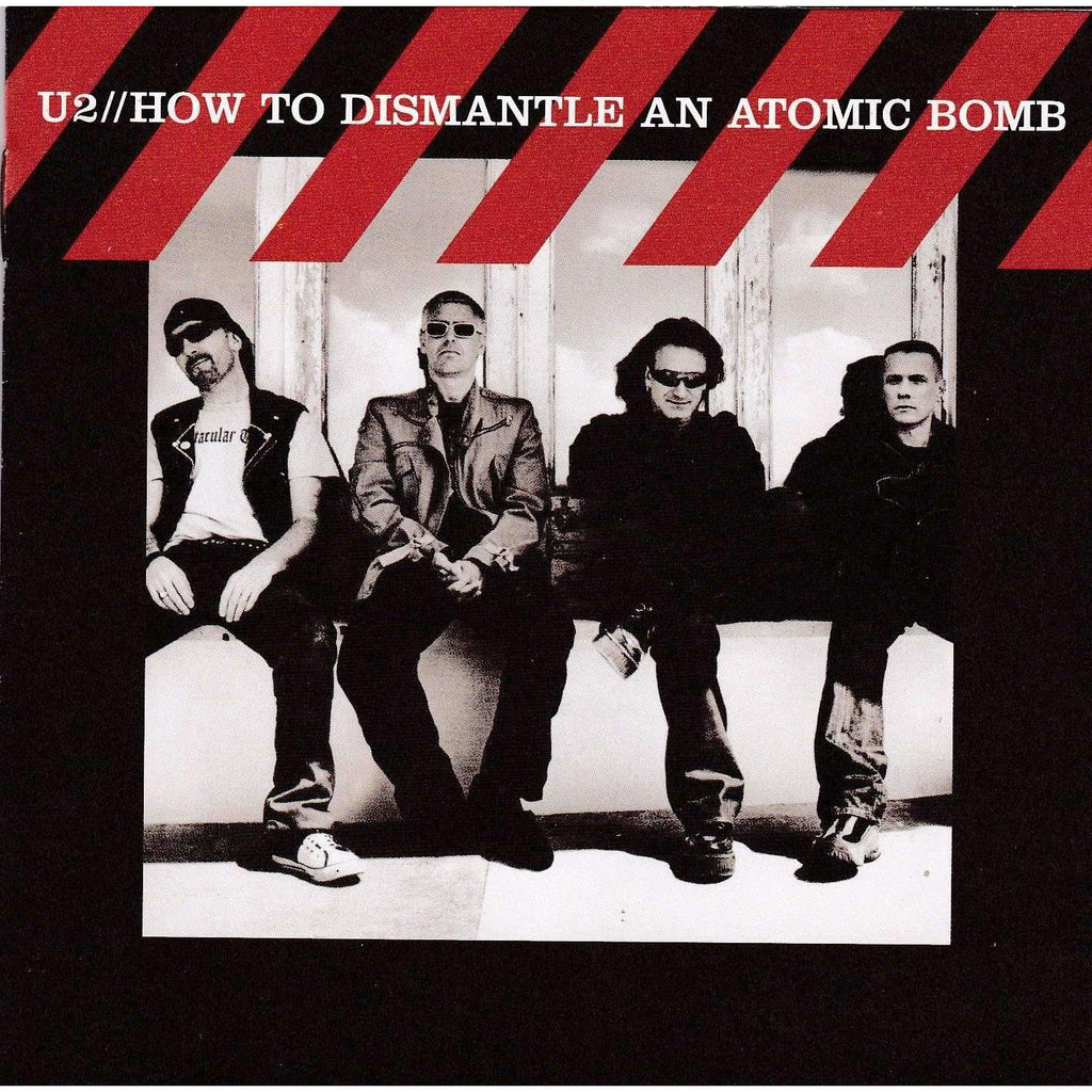 U2 - How To Dismantle An Atomic Bomb - Used CD - The CD Exchange