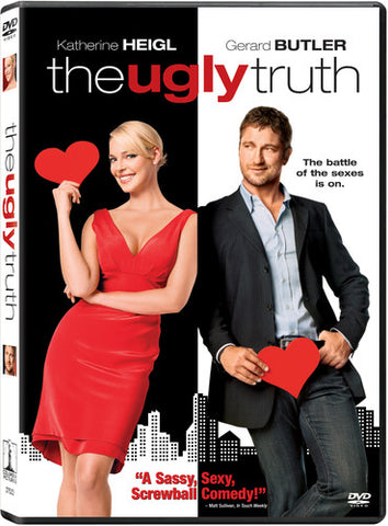 DVD - The Ugly Truth - Widescreen Movie - The CD Exchange