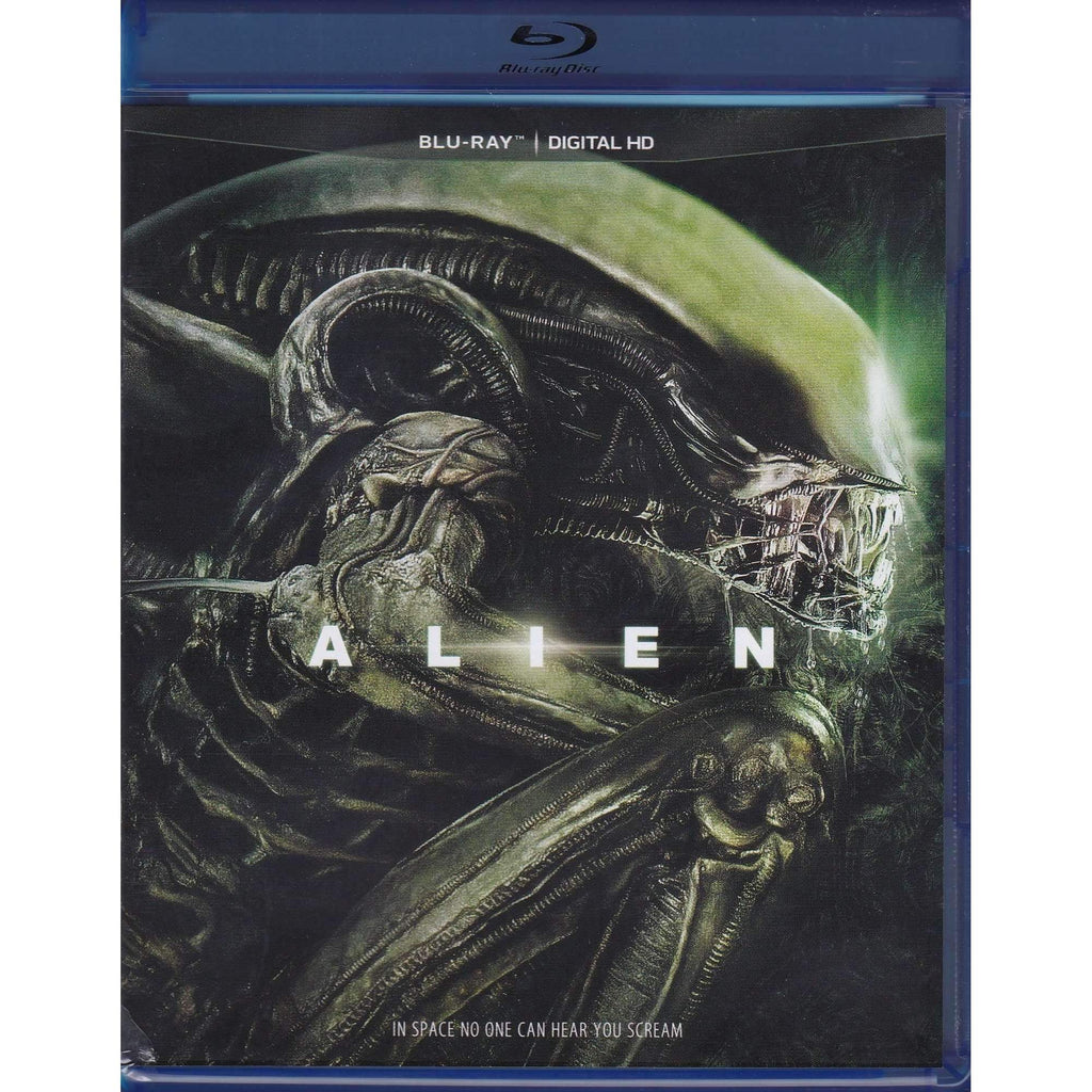 Blu-ray Movie - Alien - The CD Exchange
