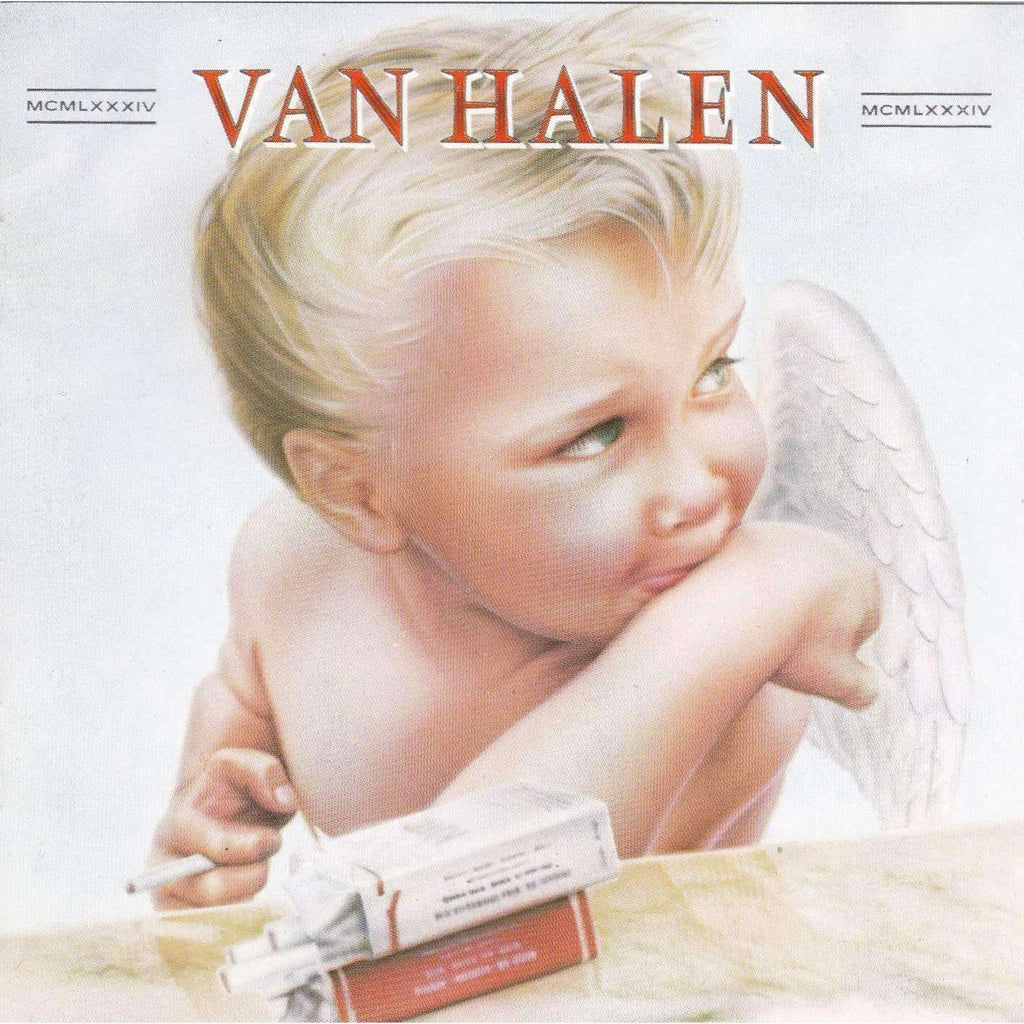 Van Halen - 1984 - Used CD - The CD Exchange