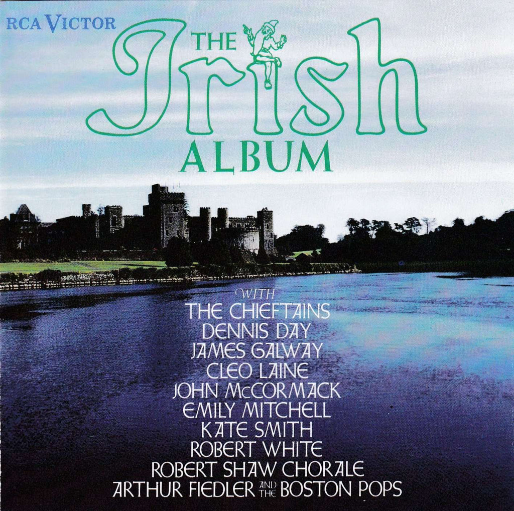 Various Artists - The Irish Album - Used CD - The CD Exchange