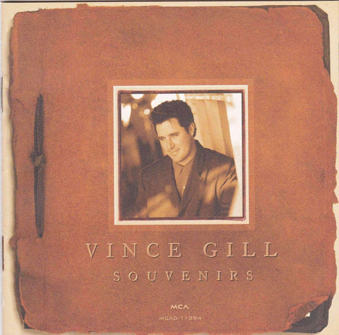 Vince Gill - Souvenirs - Used CD,The CD Exchange