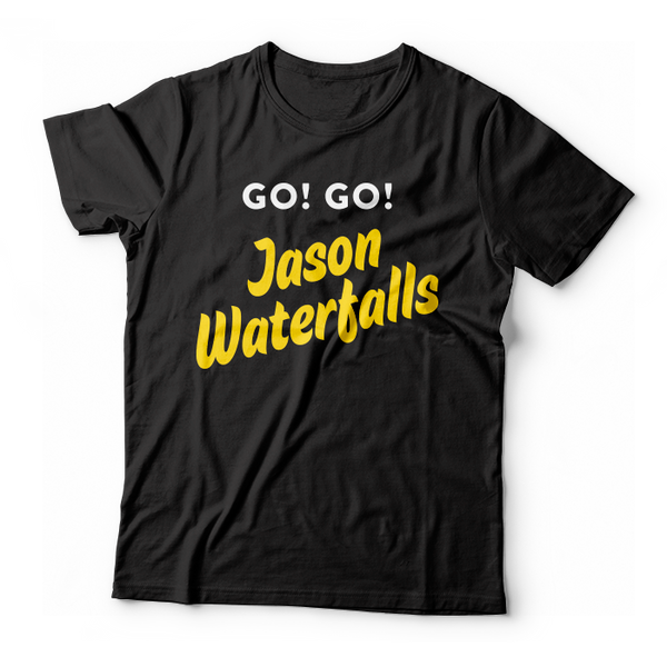 Go! Go! Jason Waterfalls - T-skjorte