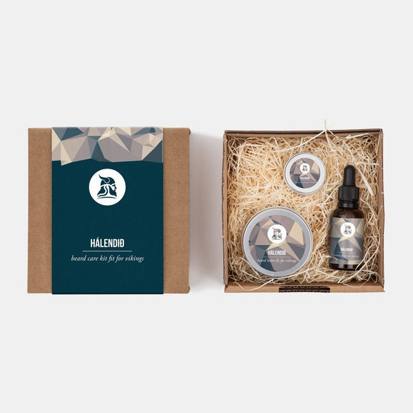 Beard Care Kit - Medium