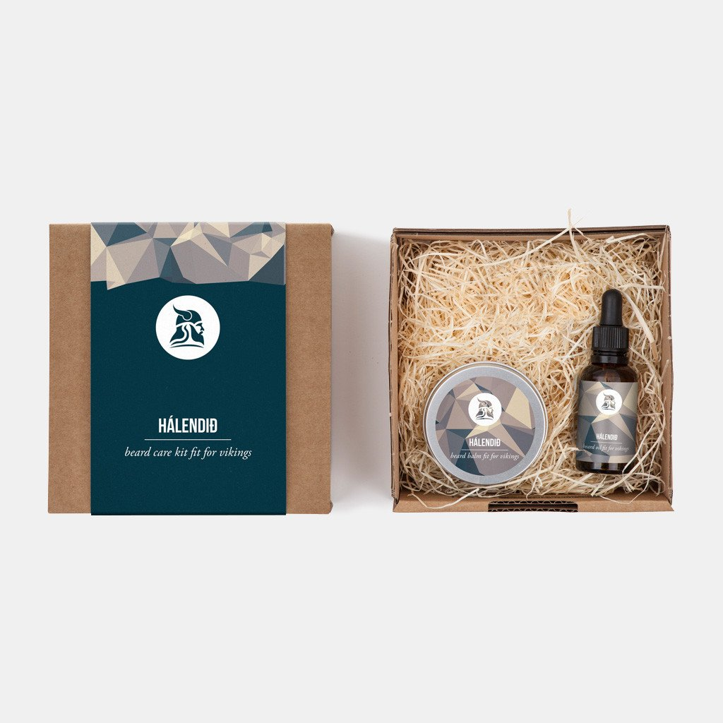 Beard Care Kit - Liten