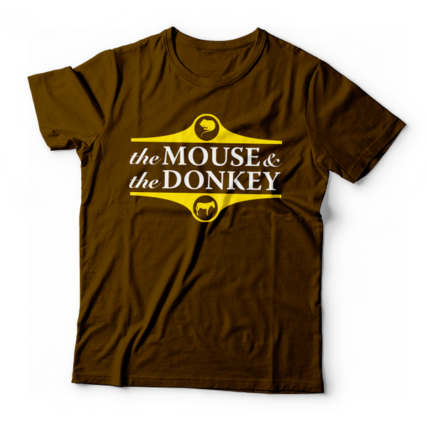 the Mouse and the Donkey - T-skjorte