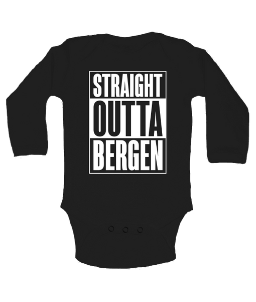 Straight Outta Bergen - babybody