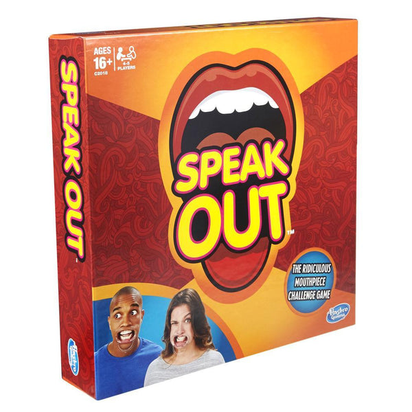 Speak Out Brettspill