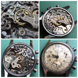 Bovet Valjoux 77 Chronograph from 1950, will it rise again?