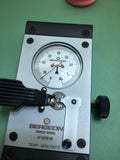 Escapement Meter to adjust pallet stone depth