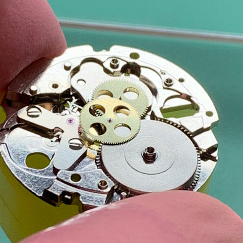 Servicing the Seiko 6309-7049
