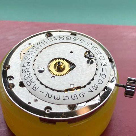 Universal Polerouter calibre 215-2 Fully Serviced by ClockSavant