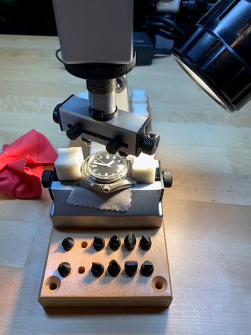 Servicing a Benrus Type I Class A Military Watch from 1975