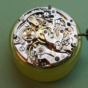 Omega 321 Serviced by ClockSavant