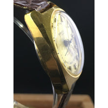 Sold - Memocall Alarm Watch Ronda 1243 Incabloc 1970's - ClockSavant