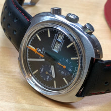Sold - Tissot Navigator Lemania 5012 1970's Vintage Chronograph - Fully Serviced by ClockSavant - ClockSavant