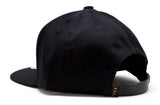 Luxe 6-Panel Adjustable Hat