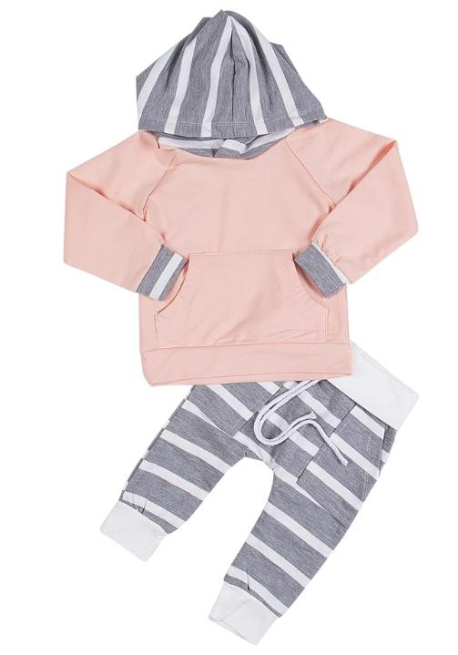 Baby Girls Jogger Set