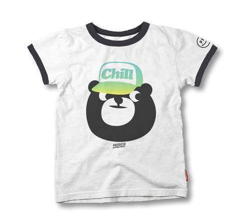 Chill prefresh kids raglan tee