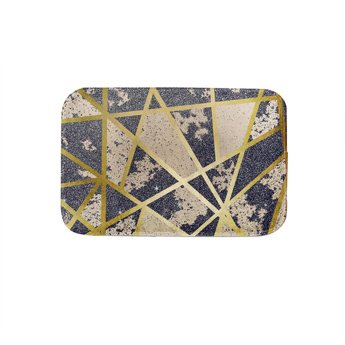 SuperSoft Abstract Geo Door Mat
