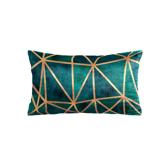 SuperSoft Copper & Emerald Rectangle