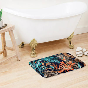 SuperSoft Lion in Jungle Door Mat