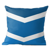 SuperSoft Big Blue Chevron