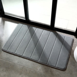 SuperSoft Memory Vertical Door/Bath Mat