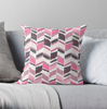 SuperSoft Shades of Pink Chevron