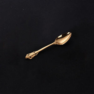 Carving Tea Spoon