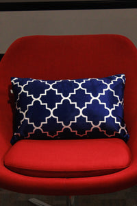 SuperSoft Moroccan Navy Blue Rectangle
