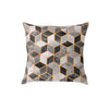SuperSoft Shaded Cubes Throw Pillow