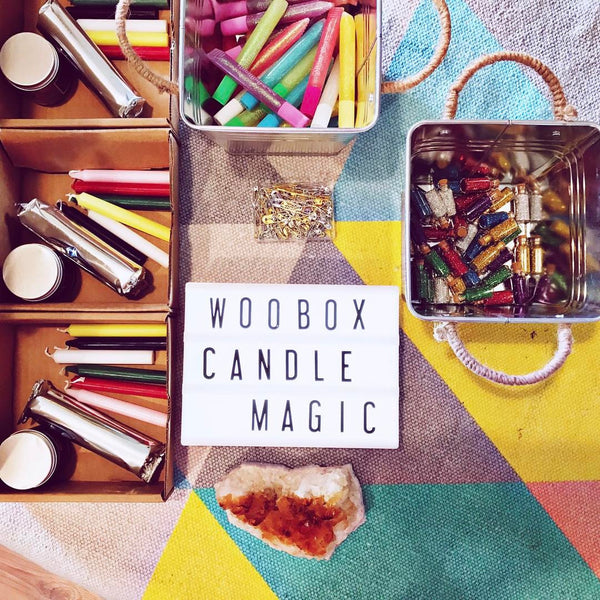 Candle Magic WOObox
