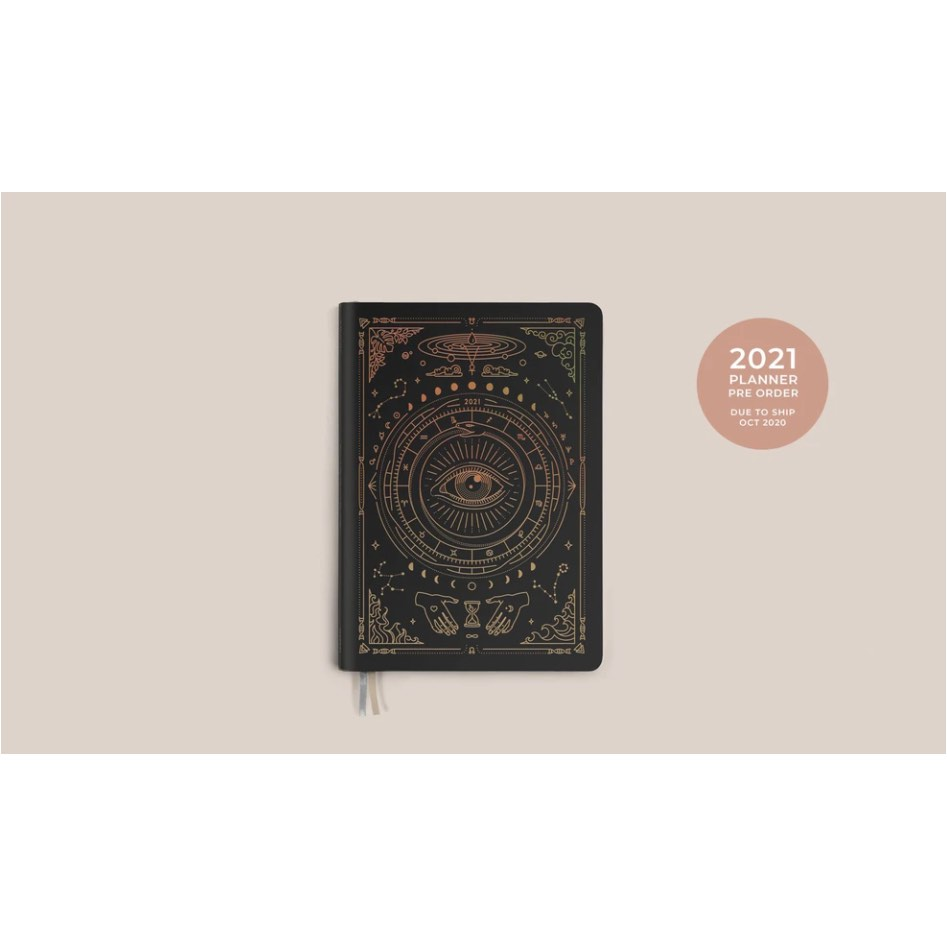 2021 ASTROLOGICAL POCKET PLANNER