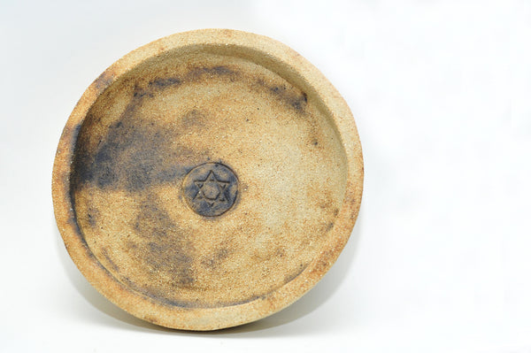 Round Smudge Dish ~ StarChild Glastonbury