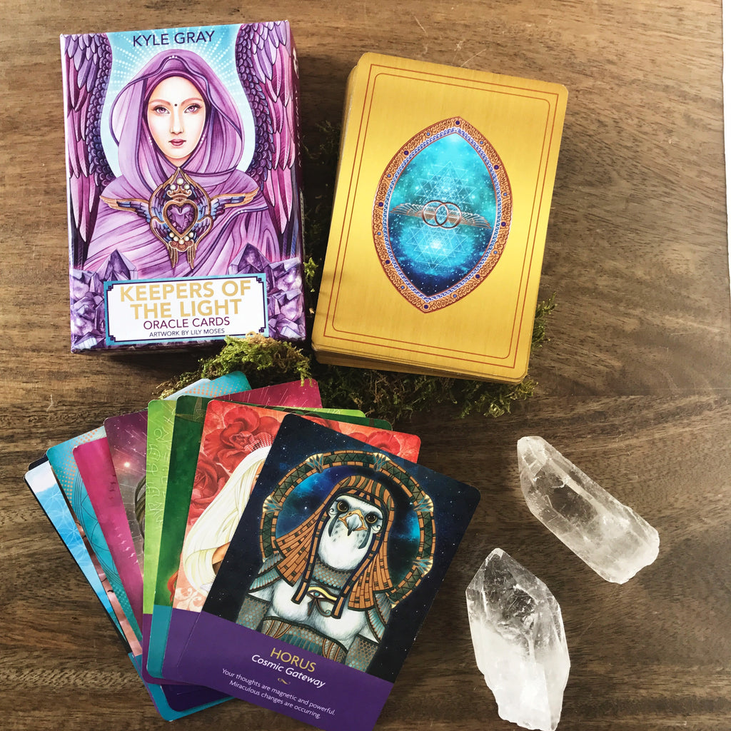 Keepers of the Light Oracle Deck