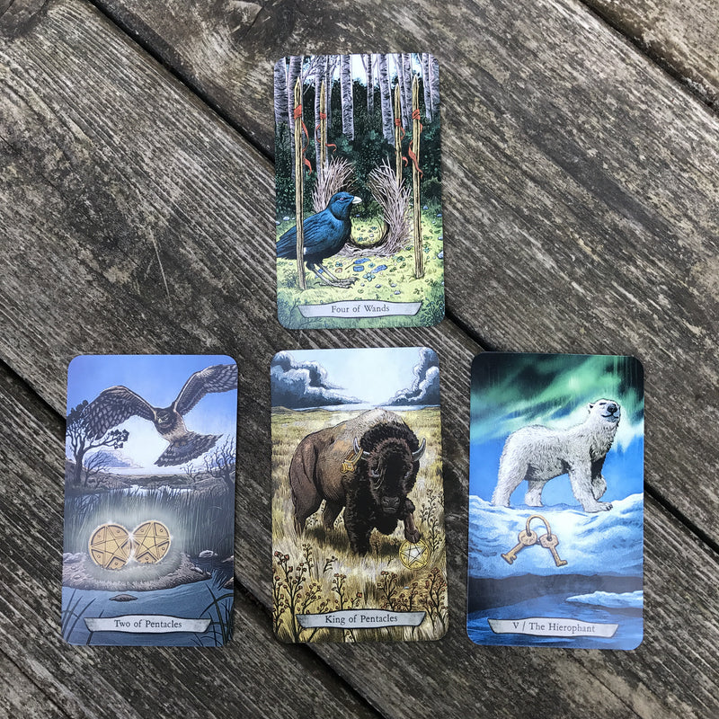 The Animal Totem Tarot