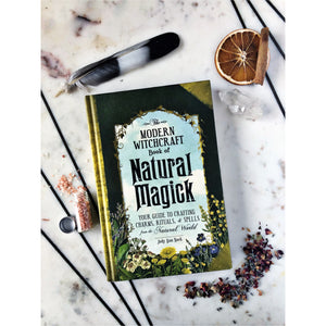 The Modern Witchcraft Book Of Natural Magic