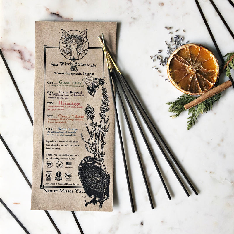 Sea Witch Botanical incense