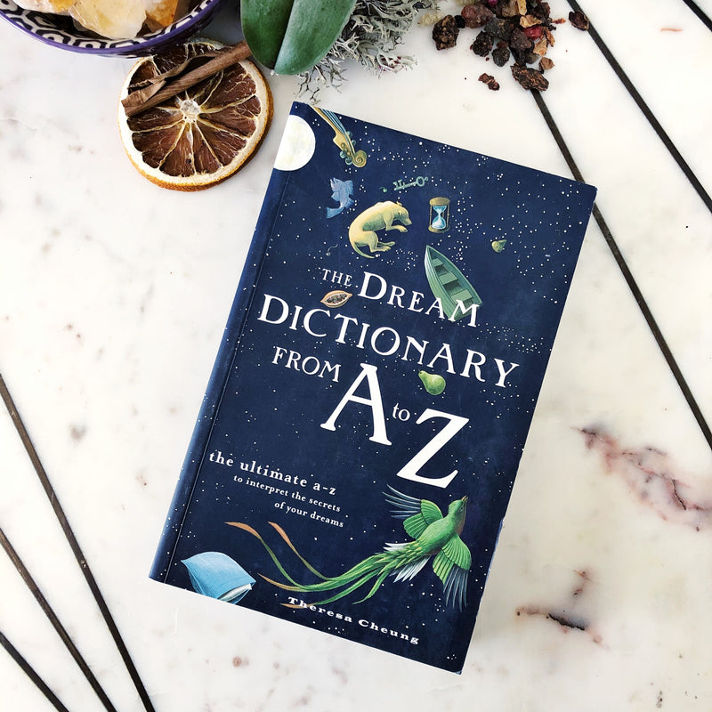 The Dream Dictionary from A-Z
