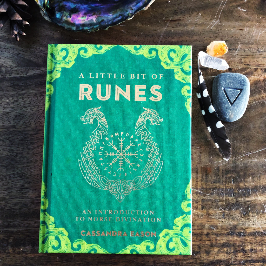 A little bit of Runes - Cassandra Eason