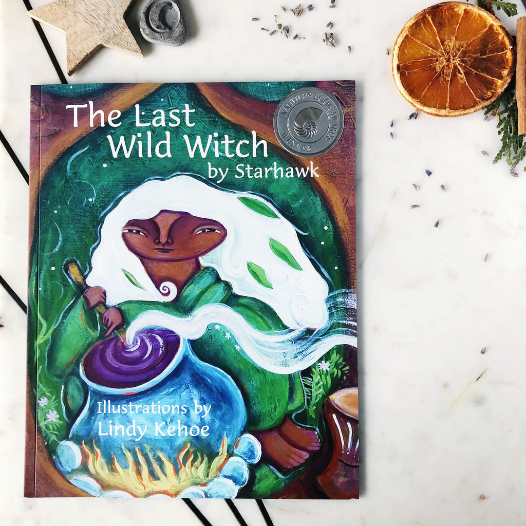 The Last Wild Witch - Starhawk
