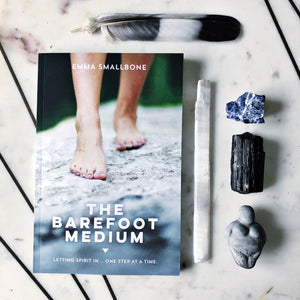 The Barefoot Medium: Letting Spirit in....one step at a time.
