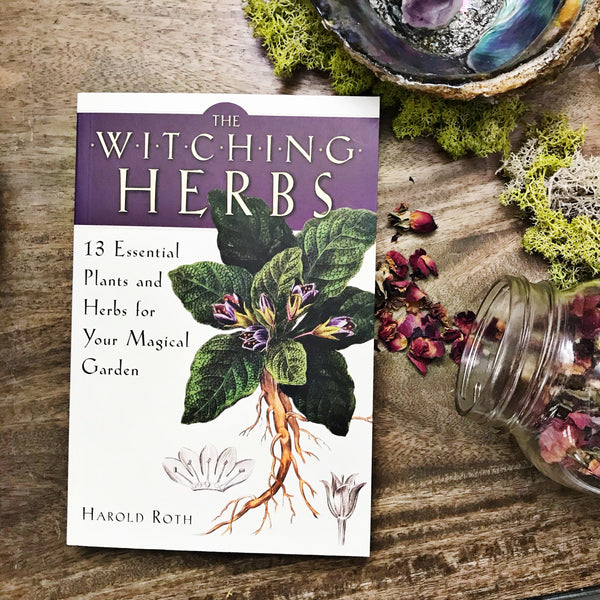 The Witching Herbs ~ by Harold Roth