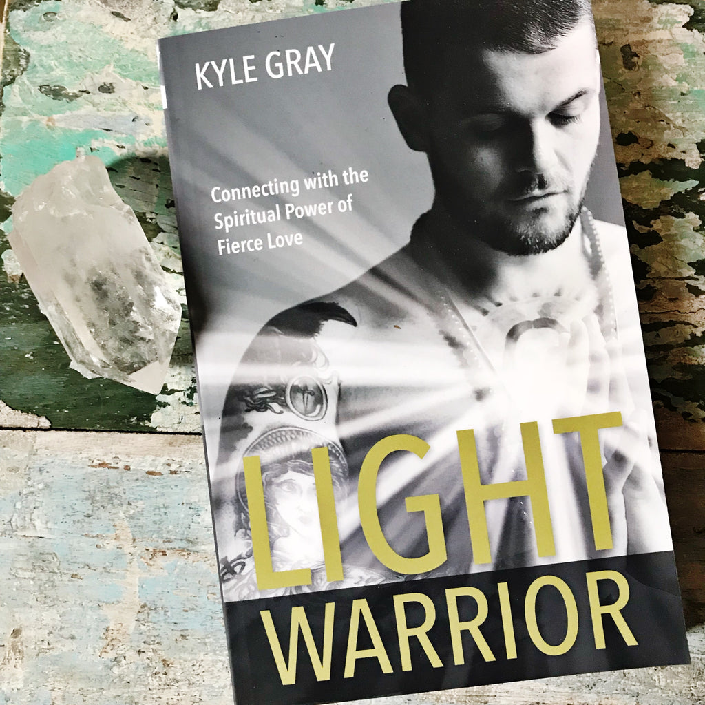 Light Warrior by Kyle Gray