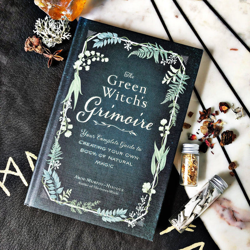 The Green Witches Grimoire